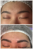 HD Microblading - 3D embroidered brows - $50