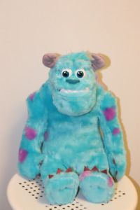 Monsters Inc Sulley plush with voice and action