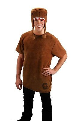 DOMO COSTUME ADULT TEEN HALLOWEEN COSPLAY NEW MIP SZ SMALL/ MED NEW - Halloween Domo Costume