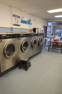 Coin Laundromat for Sale - North York- Great Location