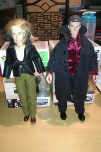 Buffy and Angel 9 inch figures