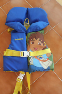 Toddler Life Jackets (Officially 'infant' size but fits 20-30lb)