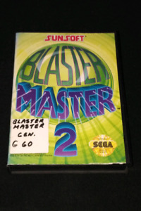 Sega Genesis Blaster Master 2