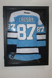 Jersey frame / shadow box