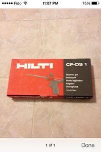 Brand New Hilti foam gun dispenser cf-ds 1