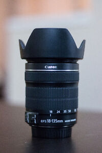 *MINT* CANON 18-135mm f/3.5-5.6 IS STM LENS