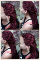 african braid twiss and weave for cheap price in nw  40$ to 80$