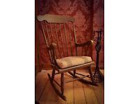 Rocking chair £45
