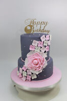Custom cakes with custom cake topper at no extra cost...