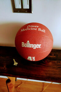Home Gym Items - Medicine Ball, Chin Up Bar, Foam Roller, Mat...