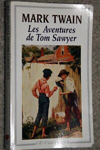 Mark Twain - Les Aventures de Tom Sawyer (Printed in France)
