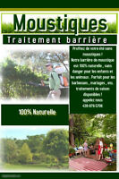 All Natural Mosquito Treatment-  call today!