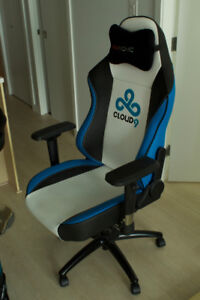 Gaming chair MAXNOMIC Office comfort - CLOUD9 design