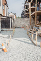 Excavation - Demolition -Concrete Finishing - Concrete Sidewalks
