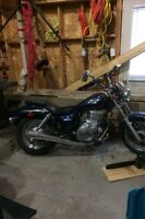 2003 Suzuki Marauder 250 Low KMs!
