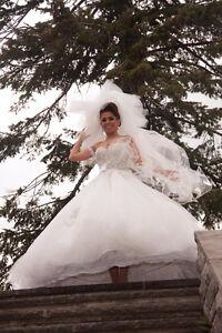 Female wedding Photographe Cambridge Kitchener Area image 1