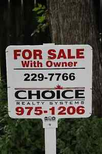 Choice Realty For Sale By Owner Program