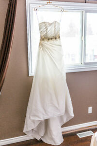 New Mia Solano Wedding Dress Size 6