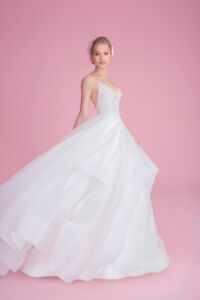 BLUSH BY HAYLEY PAGE WEDDING GOWNS AND TRUNK SHOW!