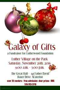 GALAXY OF GIFTS Crafts and Gift Show Kitchener / Waterloo Kitchener Area image 1