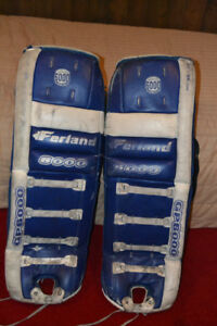 Goalie Gear - Pads, Helmet, Pants, Chest Protector, Bag