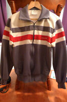 AUTHENTIC VINTAGE ADIDAS TRACK TOP Size S TEXT ME!