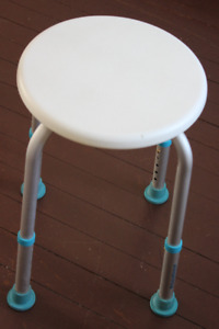 Adjustable Shower Seat / Stool