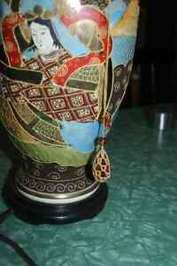 Beautiful Ornate Vintage Asian-inspired Desk Lamp Kitchener / Waterloo Kitchener Area image 6