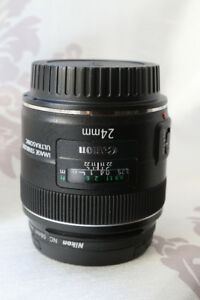 objectif canon 24 mm f2.8 is