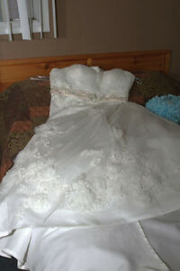 FOR SALE WEDDING DRESS :) St. John's Newfoundland image 2