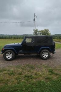 2005 JEEP TJ/LJ UNLIMITED