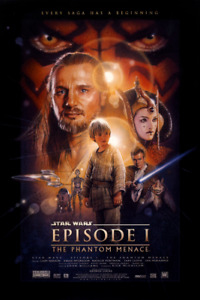 Star Wars Episode 1 Collectors Edition Posters