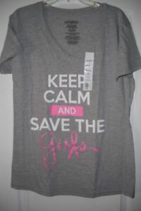 """BNWT, """"Save the Girls"""" Breast Cancer Awareness Tshirt"""