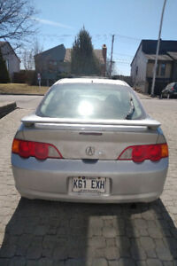 2002 Acura RSX Premium Manual