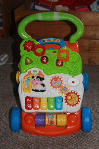 stand-to-sit Vtech walker