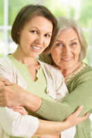 Elderly In Home Care, Insured & Certified Caregivers for Seniors