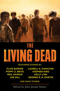 The Living Dead-Horror Anthology-Excellent soft cover edition