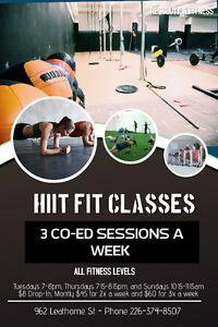 HIIT Classes London Ontario image 1
