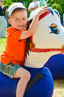 Yee-Haw! Volunteers Required For a Special Event Kid's Zone
