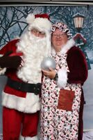 Santa & Mrs Claus for hire