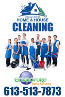 HIRING PROFESSIONAL HOME CLEANING LADIES