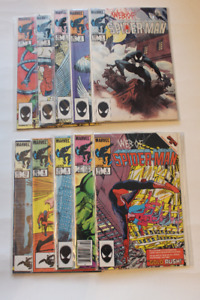 Web of Spiderman 1-50 plus Annuals 1-4