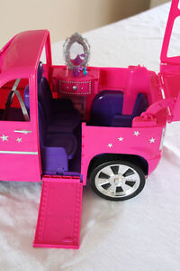 Barbie Camper, Limo/SUV, Vespa and Bicycle Kingston Kingston Area image 8