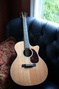 Martin Performing Artist Acoustic-Electric Guitar