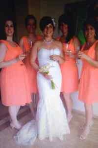 Wedding dresses and acc