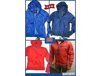 AJ Stone Island Hugo Boss jackets NEW not moncler true religion armani