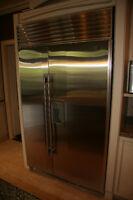 Refrigérateur Sub Zero 690