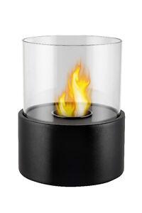 Foyer à l'éthanol dessus de table - ethanol fireplace Jiva