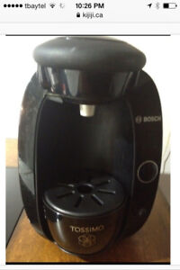 Tassimo Coffee Maker. New Condition.