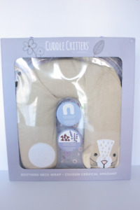 Soothing Neck Wrap  by Cuddle Critters - NEVER OPENED, IN BOX